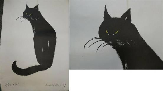 Kwo Da Wei: Kim, Black Cat