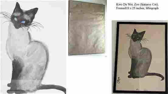 Kwo Da Wei: Zoe, Siamese Cat