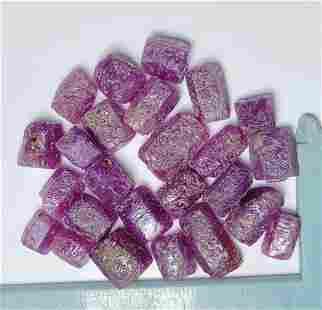 250 Carat Natural Ruby Crystal