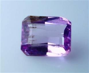 Natural Purple Pink Kunzite Gemstone