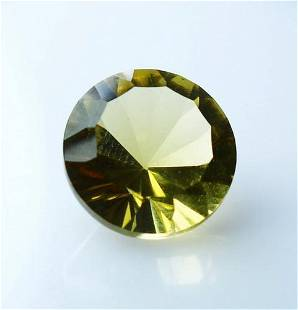 Natural Yellow Citrine Gemstone