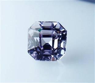 Natural Purple Kunzite Gemstone