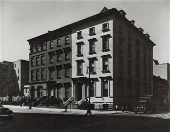 BERENICE ABBOTT - Fifth Avenue, Manhattan, 1936