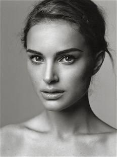 MARK ABRAHAMS - Natalie Portman