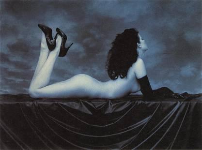 BOB CARLOS CLARKE - Blue Nude
