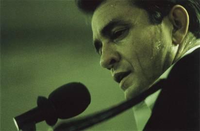 JIM MARSHALL - Johnny Cash, Folsom Prison, 1968