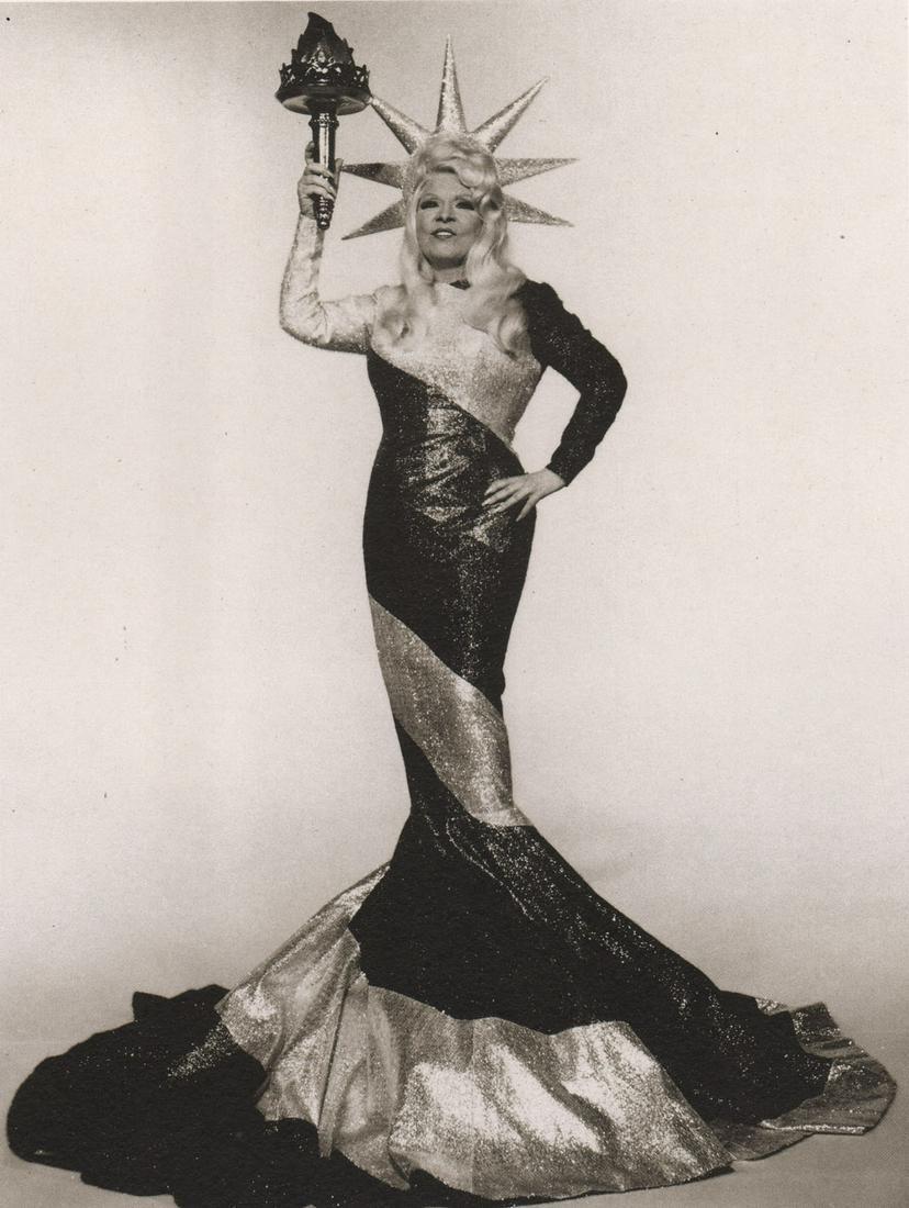 TERRY O'NEILL - Mae West_Publicity still for Myra