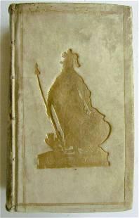 1701 HISTORIAE PHILIPPICAE by JUSTINIUS VELLUM PRIZED