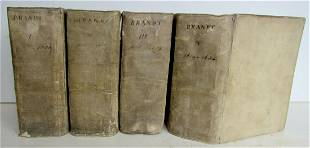 1677 4 VOLUMES ILLUSTRATED HISTORY of REFORMATION by