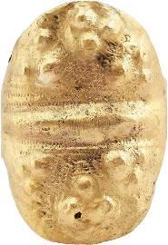 RARE VIKING SHIELD RING 850-1050 AD
