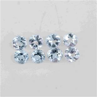 2.38 Ct Red Oval Garnet Loose Gemstone 2 Pieces