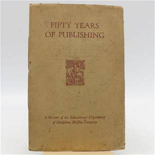 Fifty Years of Publishing: A History of the Educational