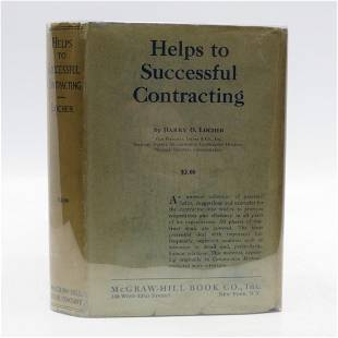 Helps to Successful Contracting