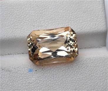 Morganite, 9.95 Carats Lovely Morganite Gemstone
