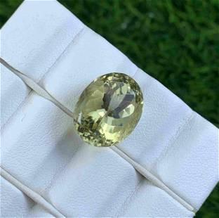 13.95 CT Beautiful Natural Citrine Gemstone