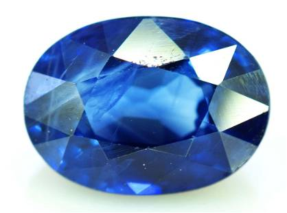 Cornflower Blue Sapphire Gemstone for ring - 1.00 CT -
