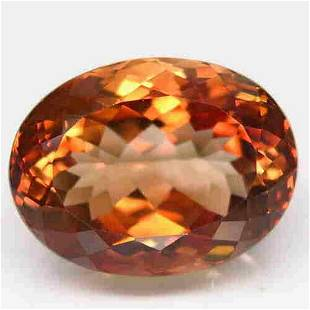 Natural Top Imperial Topaz 11,37 ct