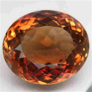 Natural Imperial Topaz 16,26 ct