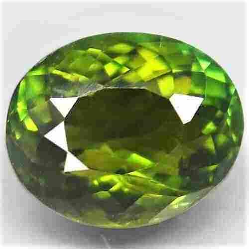 Natural Top Green Tourmaline 2,90 ct