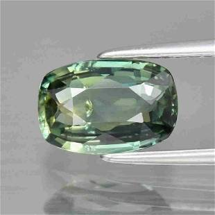 UGL CERT 1.99ct Natural Loose Green Sapphire