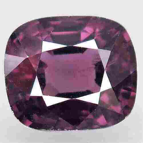 Natural Pink Purple Spinel 3,38 ct