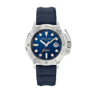 Giorgio Fedon Aquamarine II Blue Silicone