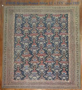 Antique Afshar Rug No. 8026