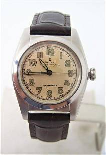 Vintage ROLEX OYSTER PERPETUAL Bubble Back Automatic