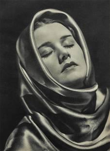 PIERRE ADAM - Portrait of Woman