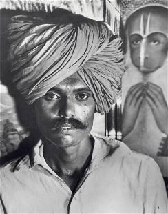 MARGARET BOURKE-WHITE - India, 1946