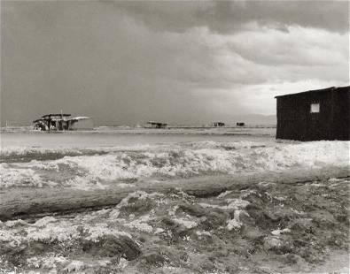 MANUEL ALVAREZ BRAVO - Sodium Landscape, 1950s