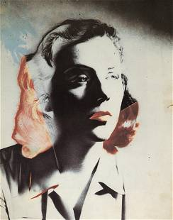 JOSEF BREITENBACH - Portrait of Patricia, NY, 1942