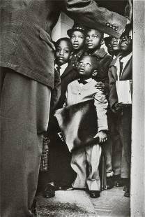 GORDON PARKS - Black Muslim School Children, 1963