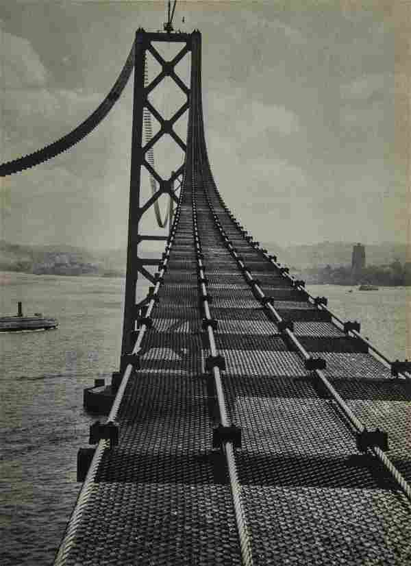 PETER STACKPOLE - Golden Gate Rises