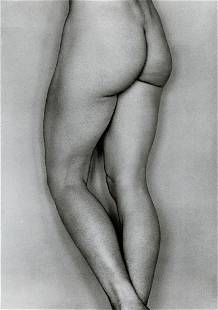 EDWARD WESTON - Nude, 1927