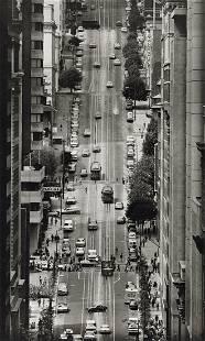 MAX YAVNO - Up California Street, 1978