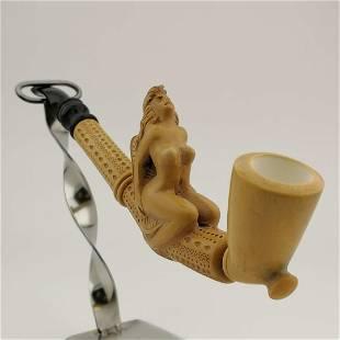 Nude Lady,Meerschaum Pipe