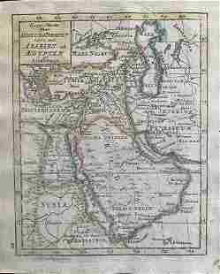 Middle East. Ottoman Empire, Arabia, Persia and Egypt.
