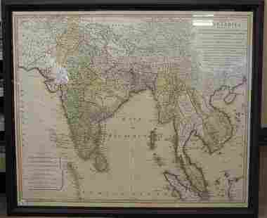 New General Map of the East Indies,