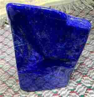 AAA Quality Blue Lapis Lazuli Tumble @Afg, 4500 Gram