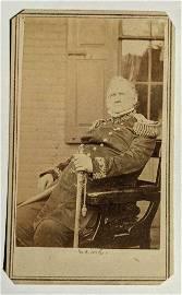 ca.1865 CIVIL WAR OFFICER, GENERAL WINFIELD SCOTT by