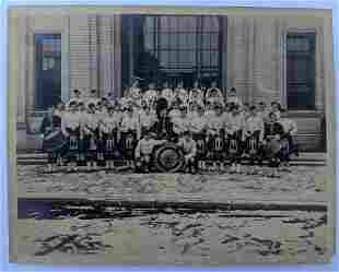 ca. 1922 CARNEGIE TECH PITTSBURGH, PA BAND GROUP