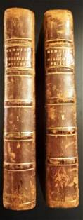 1741 Leather Memoirs of Missionary Priests