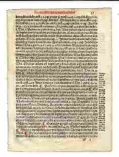 1567 Catholic Ritual Leaf Baptism