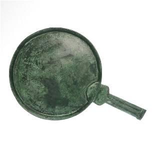 Scythian Bronze Mirror