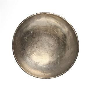 Greek Silver Bowl