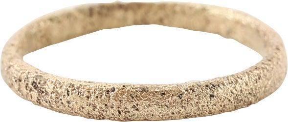 VIKING WEDDING RING, C.866-1067 AD, SIZE 6