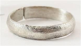 VIKING WOMAN'S WEDDING RING, 866-1067 AD, S 4 1/4