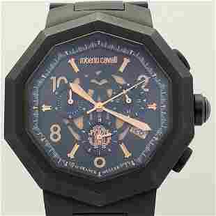 Roberto Cavalli by Franck Muller - Chronograph -