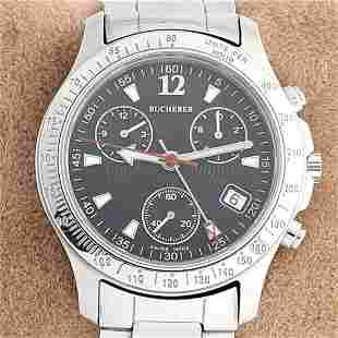 Bucherer - Split Time Chronograph - Ref: 251.742 - Men